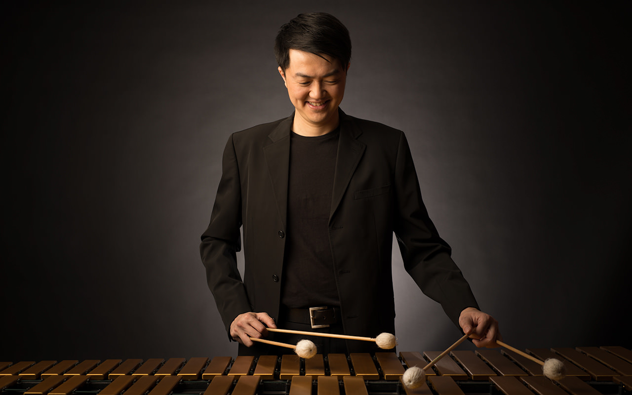 Ja Hsieh Percussionist Official Website
